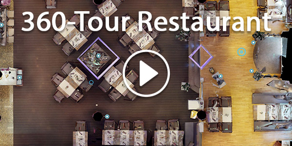 restaurant rundgang virtuelle tour 360 grad 3d