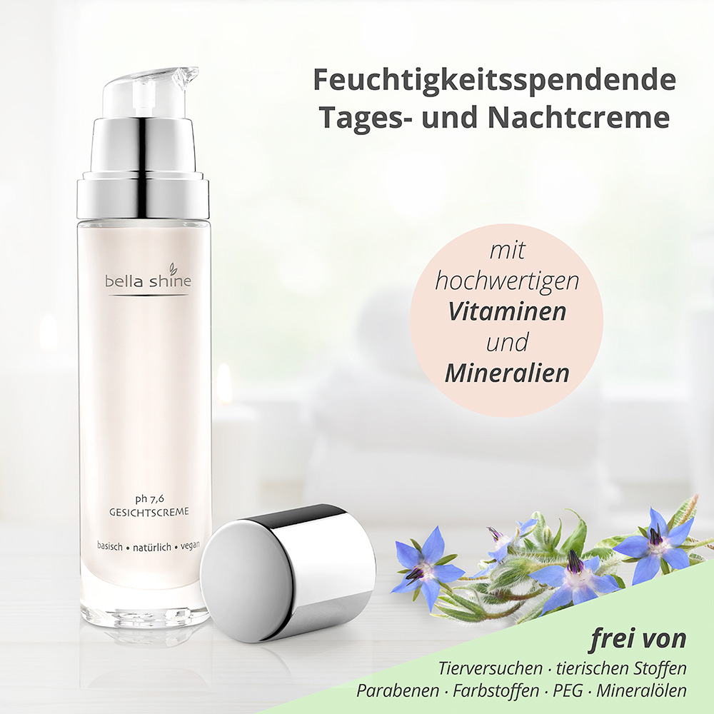 Werbefotografie für Hautpflege