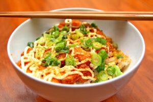 Foodfotografie und Foodstyling asiatisch