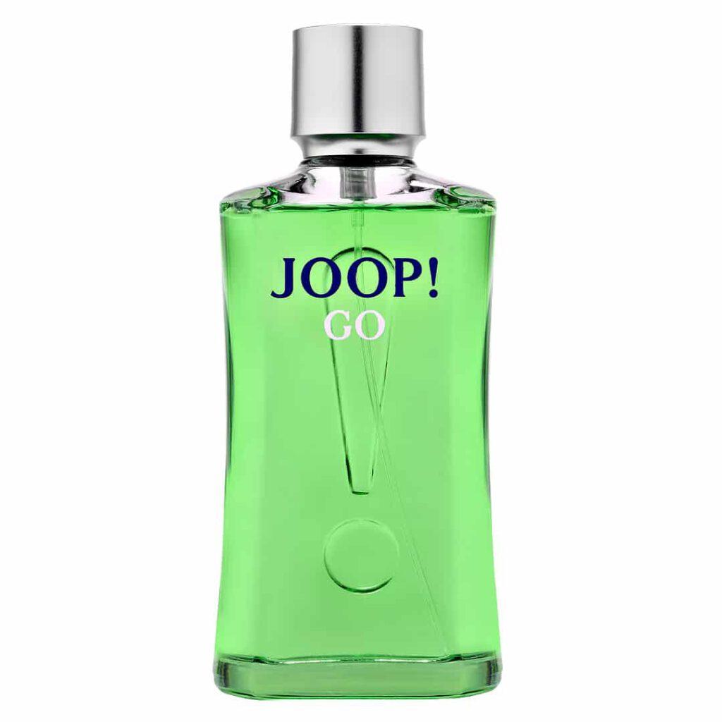 Freisteller Produktfoto von Parfüm Flacon