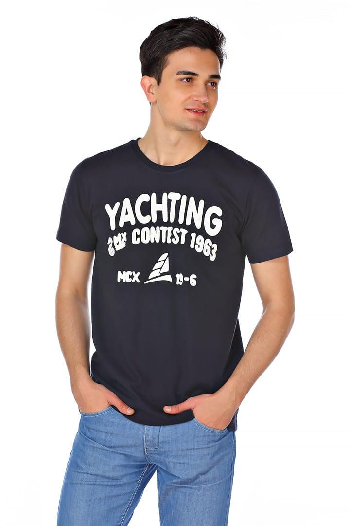Yachting Shirt für Herren für Modekatalog