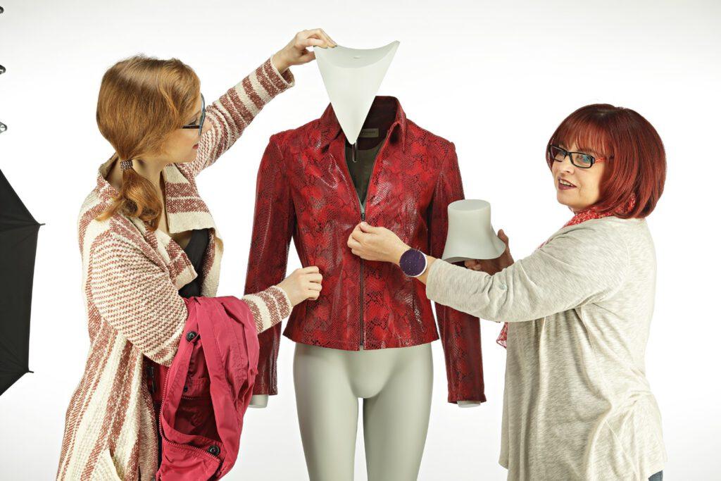 Produktfotografie Ghost Mannequin Modefotografie