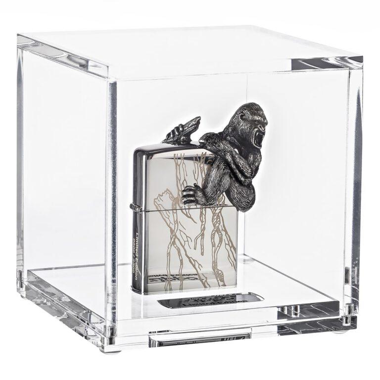 Verpackungsfoto Packshot Glaswürfel