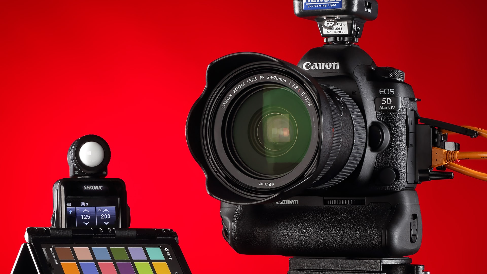 Aufrüstung auf 30 Megapixel Canon 5D Mark IV