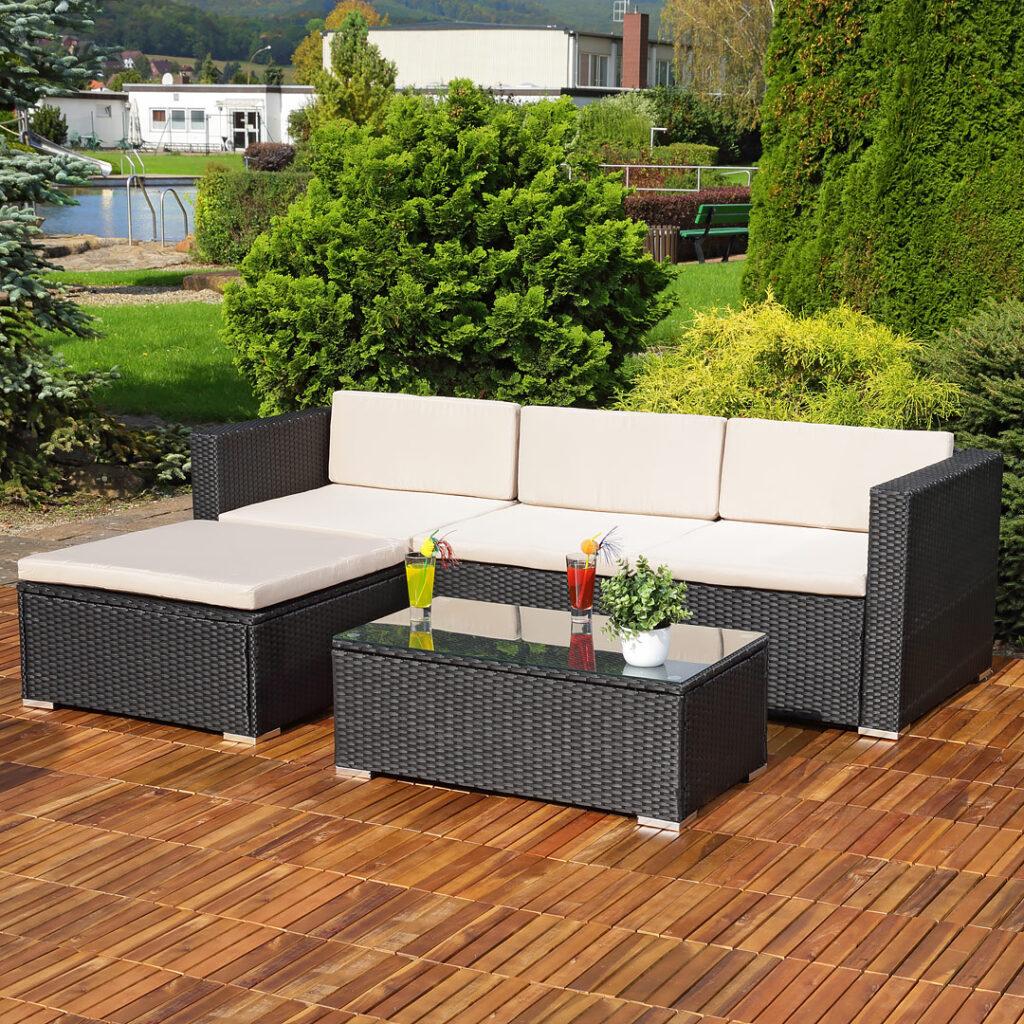 Produktfoto von Gartenmöbel Sitzgruppe