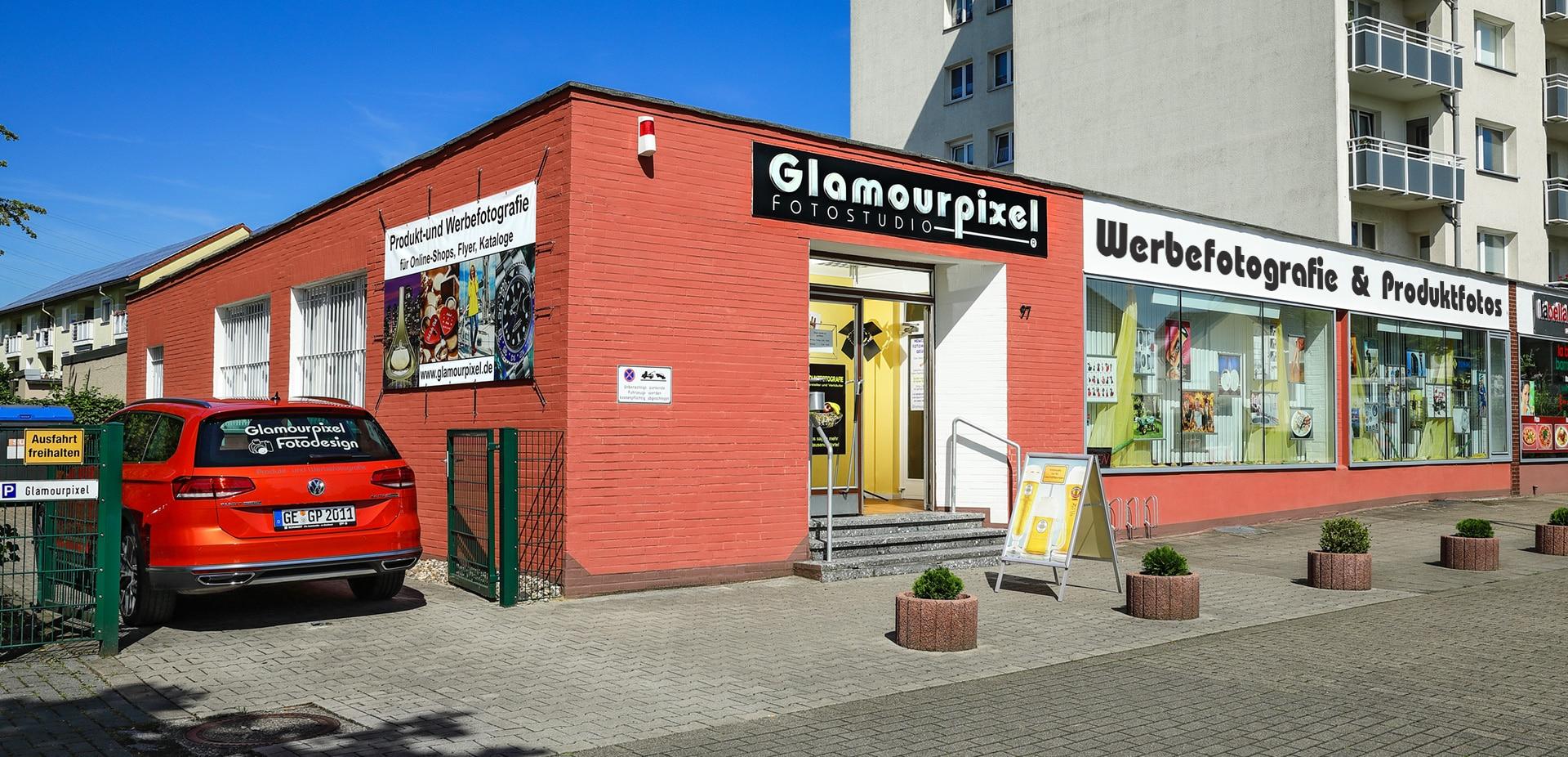 Fotostudio Aussenansicht